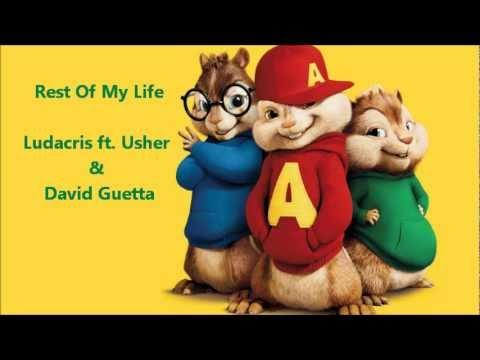 The Chipmunks - Rest Of My Life ( Ludacris ft. Usher & David Guetta)