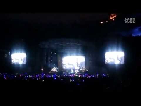 Mariah Carey - Hero - The Elusive Chanteuse Show - Shanghai video