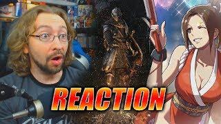 MAX REACTS: SNK Heroines, Dark Souls Remaster & More (Nintendo Direct)
