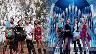Download lagu BLACKPINK x DEKSORKRAO - 'Kill This Love' M/V