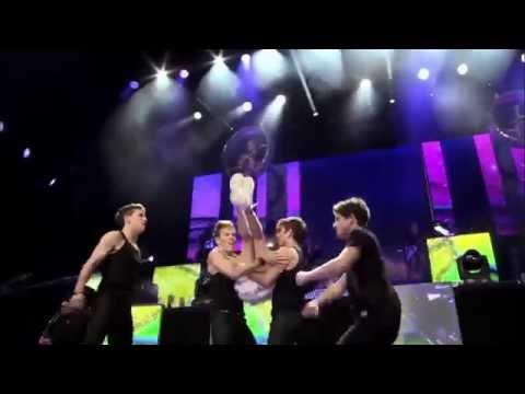 Violetta Backstage Pass Como Quieres HD