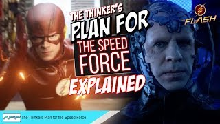 The Thinkers SECRET Speed Force Plan Revealed | The Flash Season 4x01