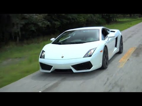 The 900 HP Heffner Twin Turbo Lamborghini LP-560 -- /TUNED