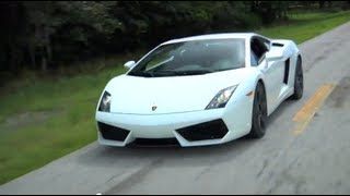 The 900 HP Heffner Twin Turbo Lamborghini LP-560 -- TUNED