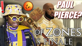 'The GOAT' | Game of Zones Series Finale S7E4 (REACTION) WHY DID IT END LIKE THAT?!