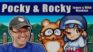 Pocky and Rocky (SNES) James and Mike Mondays