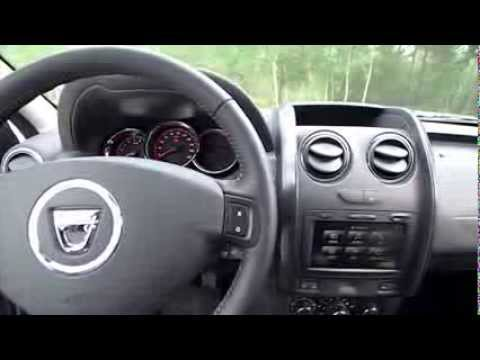Renault Duster Automatic 2014 Interior 2014 Renault Duster Interiors