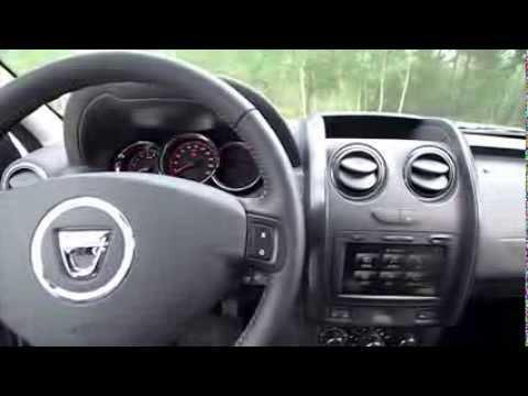 Renault Duster 2014 Interior 2014 Renault Duster Interiors