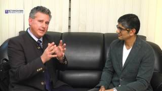 Dr Sri Ganesh Chat with Prof  Dan Reinstein