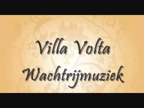 Efteling - Villa Volta Wachtrij Muziek