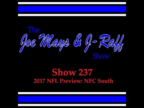 Show 237 - 2017 NFL Preview: NFC South