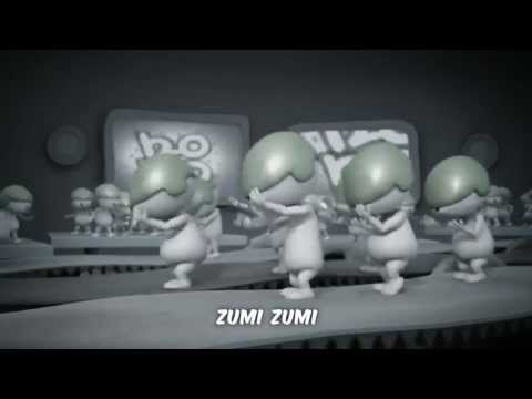 Zumi Zumi Vodafone Zoozoo Dancing Ad Full Or Extended Version   Youtube video