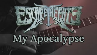 Escape The Fate - My Apocalypse Guitar Cover | Mono