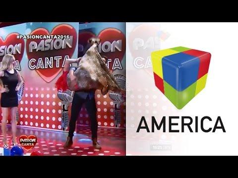 El desafío de Rosita a Gisela Bernal en el escenario de Pasión