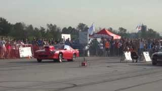 Chevrolet Camaro1000+HP vs Toyota Supra1000+HP