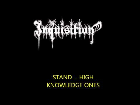 Inquisition - Empire Of Luciferian Race