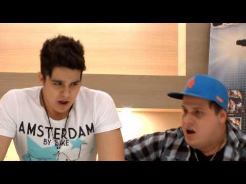 Luan Santana | Te Esquecer é Impossível (chitãozinho E Xororó) - Twitcam video