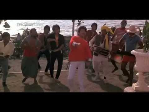 Ek Do Teen (Male) Full Video Song (HQ) With Lyrics - Tezaab