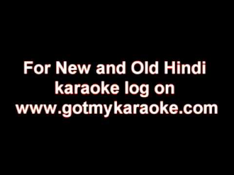 saj dhaj ke karaoke - hindi karaoke by GMK