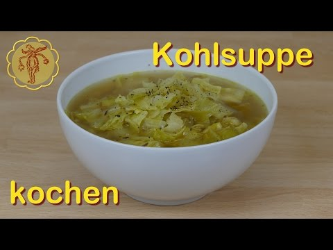 spitzkohl suppe diät