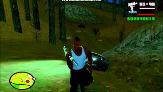 Gta San Andreas Myth #5 Ghost Cars