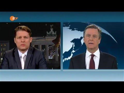 Israel und Saudiarabien sind Verbündete ZDF heute journal 04 01 2016