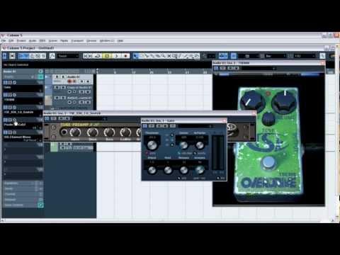 TSE X30 BEST GUITAR AMP SIMULATOR FOR METAL