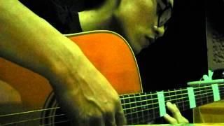 Guitar Chuyện như chưa bắt đầu (solo by GPT guitar school)