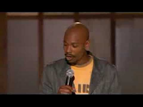 Dave Chappelle Talking About Weed Video