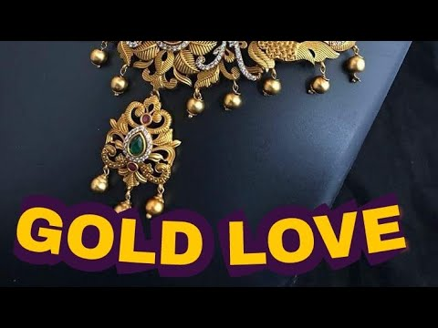 Latest Gold Necklace Designs 2018 || gold necklace designs pictures|| Fashion Ka Jalwa