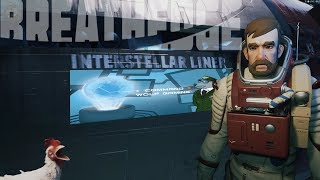 Funny Space Survival Game - Breathedge