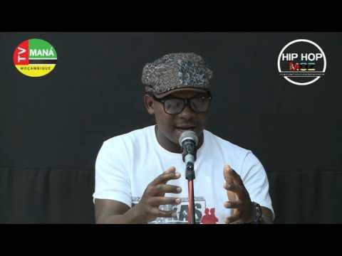 FREESTYLE MBENGA MC  PROGRAMA HIP HOP MOZ 2