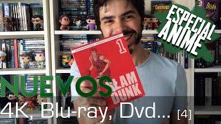 Nuevos 4K, Blu-ray, Dvd... [4] Novedades Anime en Blu-ray