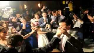 رقص منفرد للدجى بسمة جلال فى فرح بنت حلمى عبد الباقى