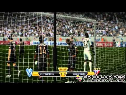 TricolorPES Icaro V1 0  Pro Evolution Soccer 2012 Sudamericano