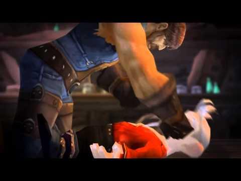 ТВ реклама World of Warcraft Чак Норрис — охотник