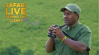 Meet Our Newest safariLIVE Presenter: Isaac Rotich