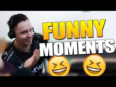 CS:GO - FUNNY PRO TWITCH MOMENTS ft. JW, Hiko, Tarik (CS SUMMIT)