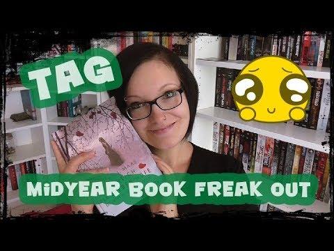 [Booktalk] TAG Midyear book Freak out︱erstes Halbjahr 2018︱Rückblick︱Leseziele