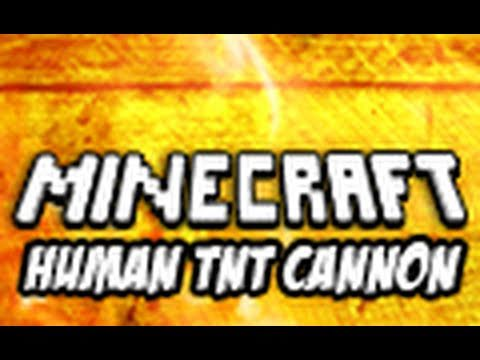 Minecraft: The Human Cannonball - 344 TNT Cannon Music Videos