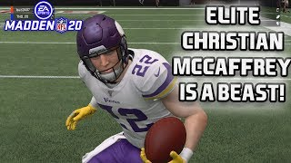 Madden 20 MUT Squads - Power Up Elite Christian Mccaffrey Can't Be Stopped!
