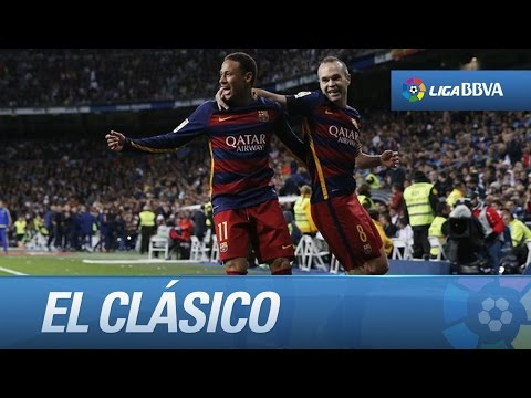 Resumen de Real Madrid (0-4) FC Barcelona