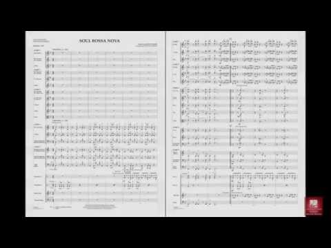 Soul Bossa Nova By Quincy Jones arr. Johnnie Vinson video