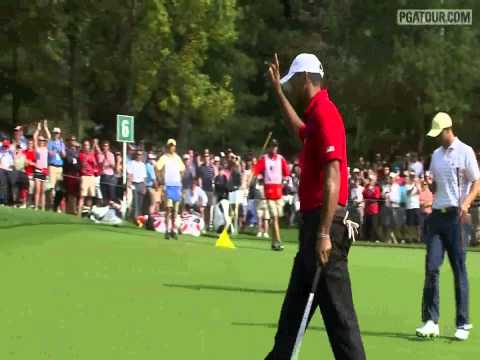 Tiger Woods - 2013 Presidents cup highlights