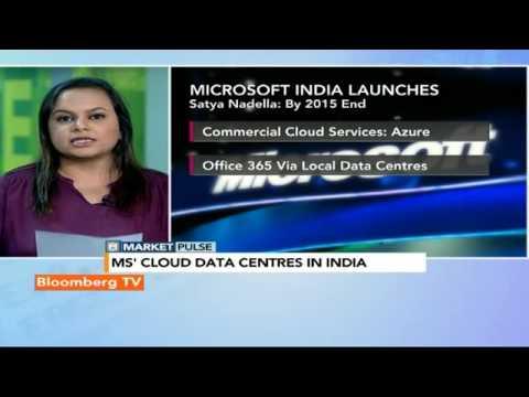 Market Pulse: Microsoft Cloud Data Centres In India