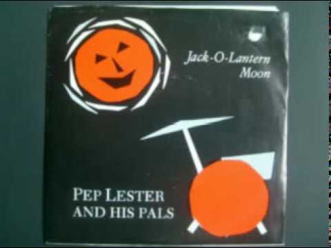 Pep Lester And His Pals Jack O Lantern Moon EP