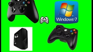 Xbox One controller any PC Game Tutorial