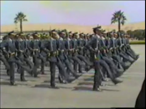 PROMOCION GLORIOSA GUARDIA REPUBLICANA 1987