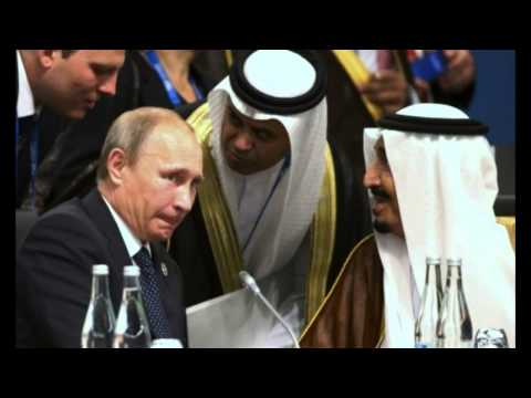 The Oil Game: Saudi Arabia Using Idea of Higher Oil Prices If Russia Stops Support for Syria