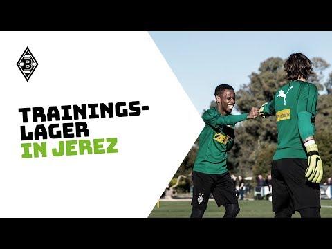 Das Trainingslager in Jerez de la Frontera | #DieFohlen